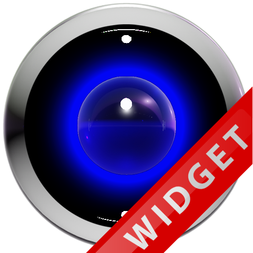 Blue Robot Poweramp Widget APK Cracked Download