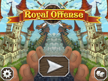 Royal Offense- screenshot thumbnail
