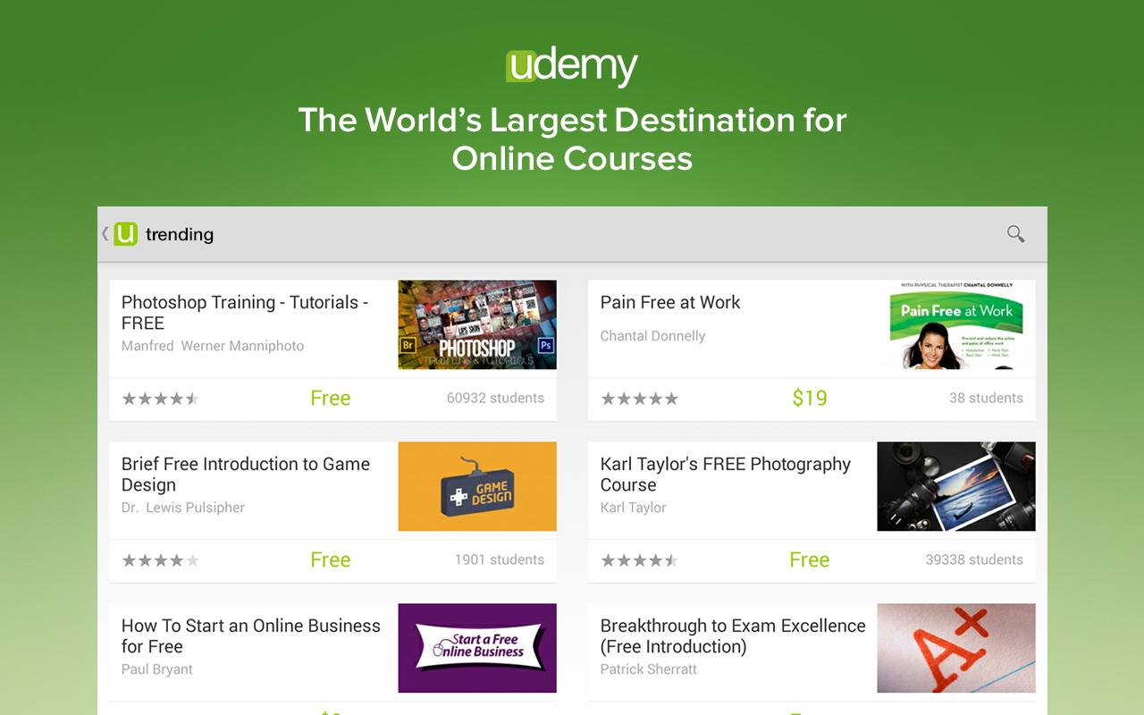 how to download course from udemy