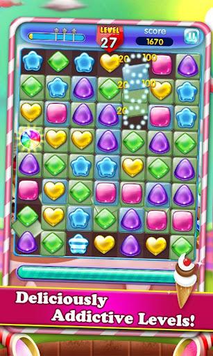 Игра Candy Star для планшетов на Android