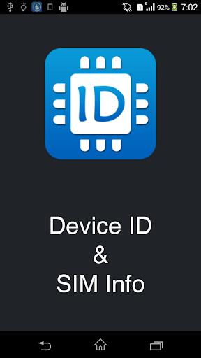 玩工具App|장치 ID 및 SIM 정보免費|APP試玩
