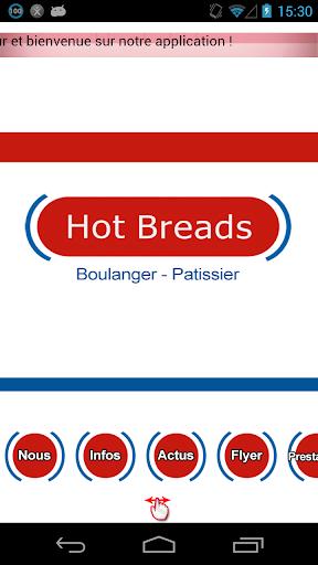 Hot Breads