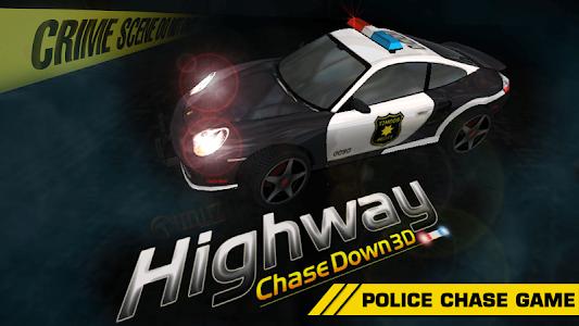 HIGHWAY CHASE DOWN 3D v1.5