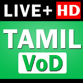 Tamil Live and VoD