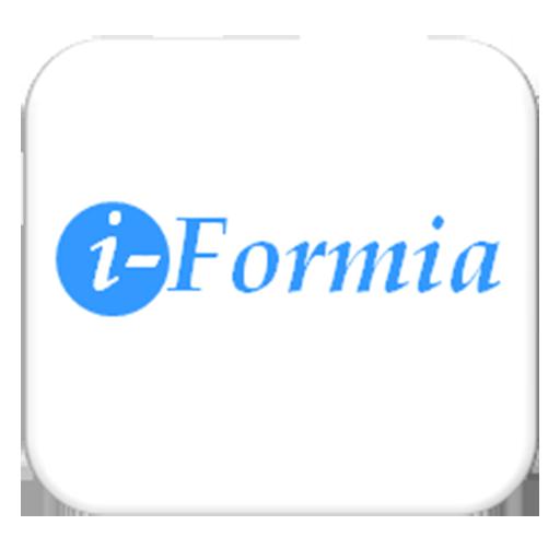 i-Formia_EN 旅遊 App LOGO-APP試玩