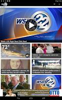 Screenshot of WSBT-TV News