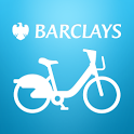 Barclays Bikes icon