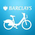 Barclays Bikes icon