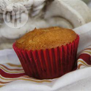 Spiced Cranberry Muffins.