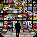 Televisiones de España - Lista icon