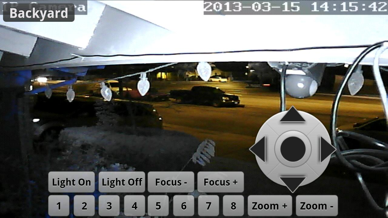 IP Cam Soft - screenshot