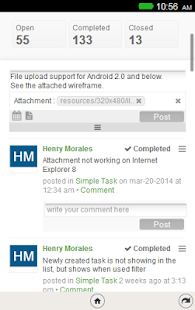 Task Management Tool- screenshot thumbnail