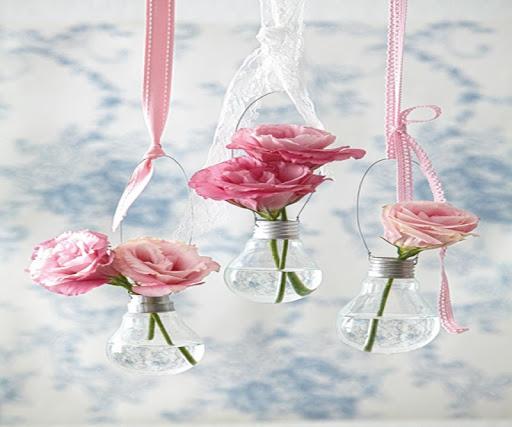DIY Flower Decoration Ideas