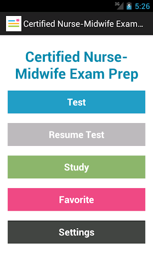 Certified Midwife Exam Prep