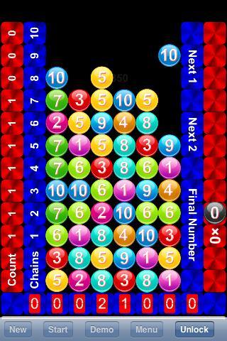 Number Chain Free- screenshot