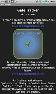 GpsGate Tracker - screenshot thumbnail