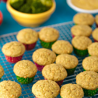 Power Packed Fruit and Veggie Muffin for Picky Eaters.
