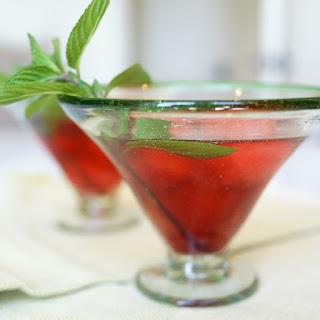 Watermelon Sangria.