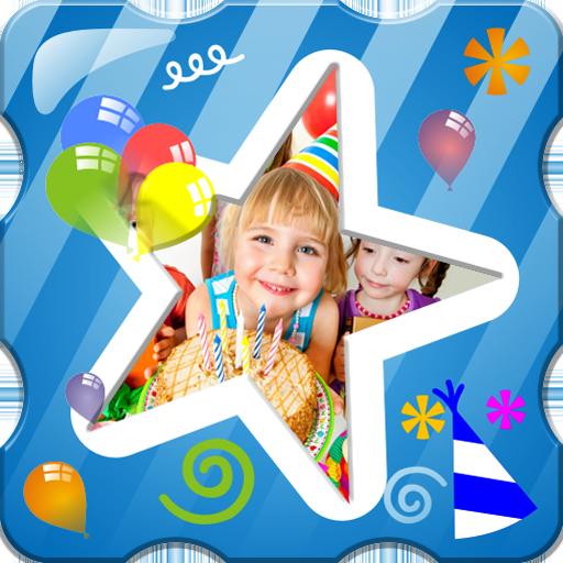 生日相框 LOGO-APP點子