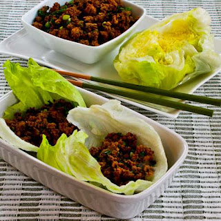 Quick Sriracha Beef Lettuce Wraps Recipe