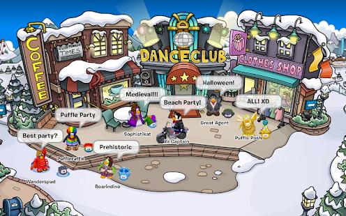 Club Penguin Screenshot 8