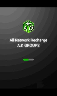 AKGROUPS All Network Recharge - screenshot thumbnail