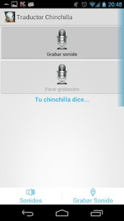 Chinchilla Translator - screenshot thumbnail