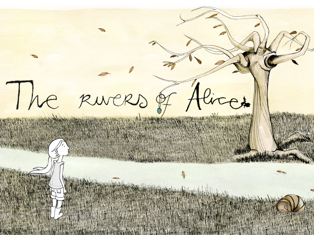 The Rivers of Alice - screenshot
