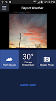 Screenshot of ABC13 Houston Weather