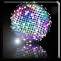 Disco Light LED Flashlight 2.0