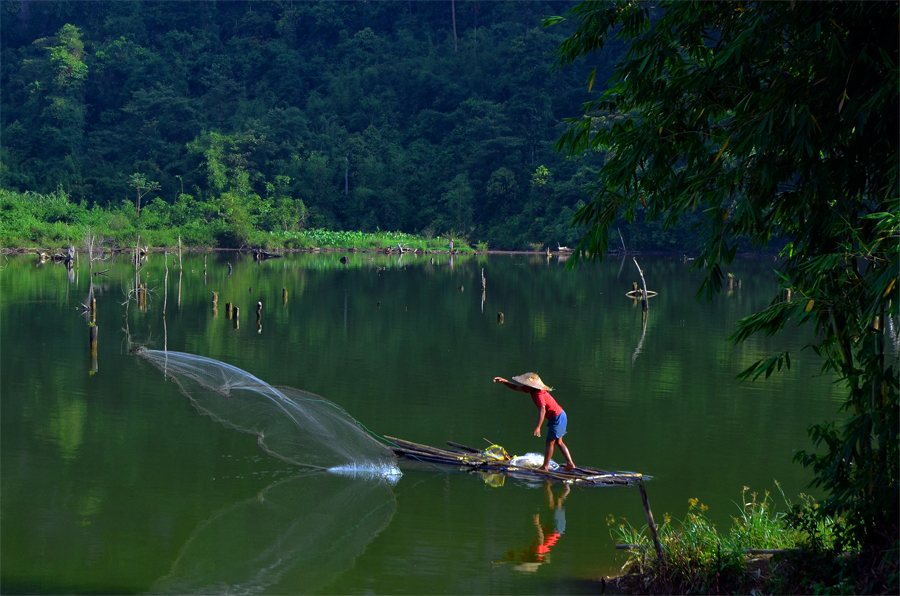 my job every day by Ilyas Sikoembang - Landscapes Waterscapes