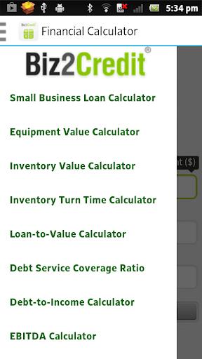 Biz2Calc-Financial Calculators