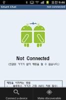 Screenshot of Smart Chat (bluetooth & NFC)