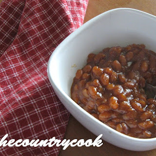 Virginia Baked Beans~The Country Cook
