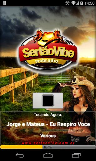 免費音樂App|Web Rádio Sertão Vibe|阿達玩APP