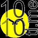 1010ti.me Clock Studio Gold icon