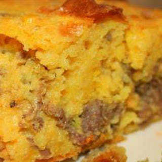 Cornbread that is a Meal