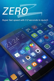 ZERO Launcher pro,smart,boost Screenshot 11