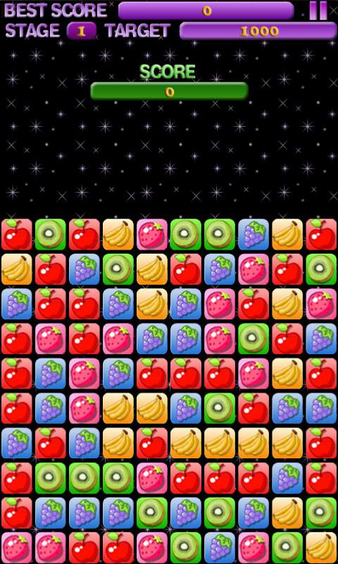 Fruit Pop Crush- screenshot
