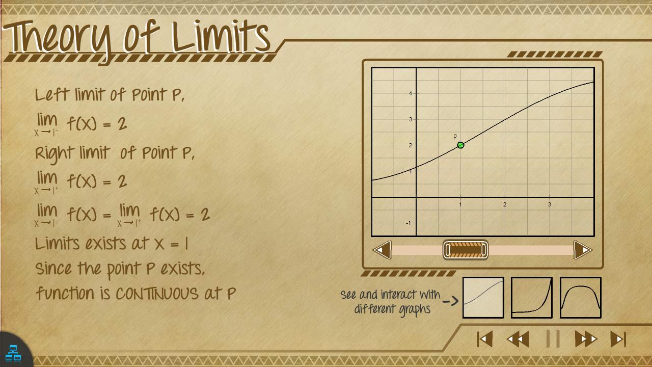 Calculus Math App Lite - screenshot