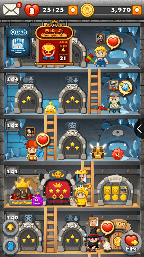 Monster Busters – Screenshot