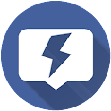 Lightning Chat for Facebook icon