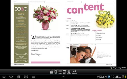BB G Wedding Magazine