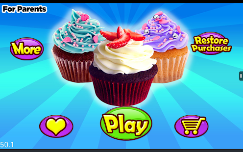Cupcake Mania - Cooking Games