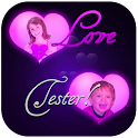 Love Tester Prank icon