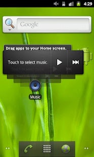 Popup Widget - screenshot thumbnail