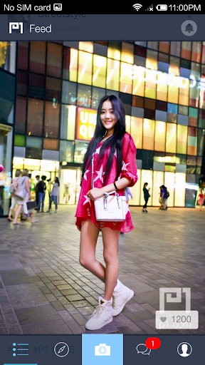 P1时尚社区