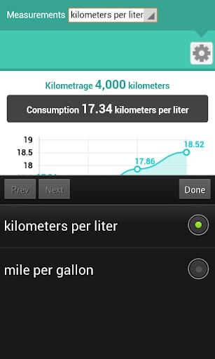玩交通運輸App|油耗計算器免費|APP試玩