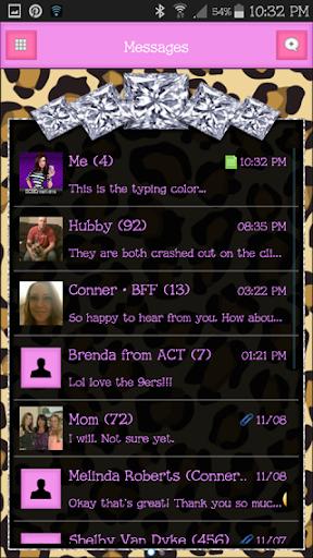 GO SMS THEME - SCS361