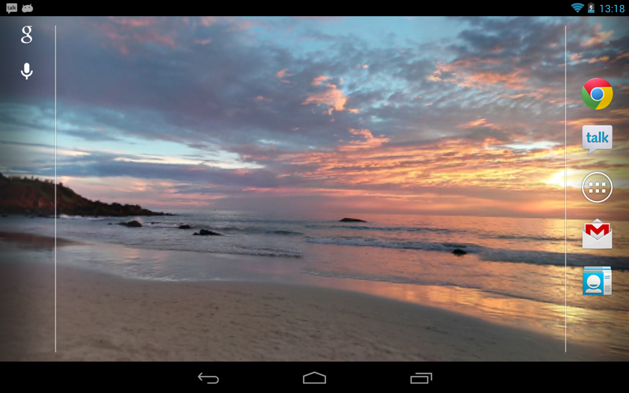Photosphere Free Wallpaper - screenshot